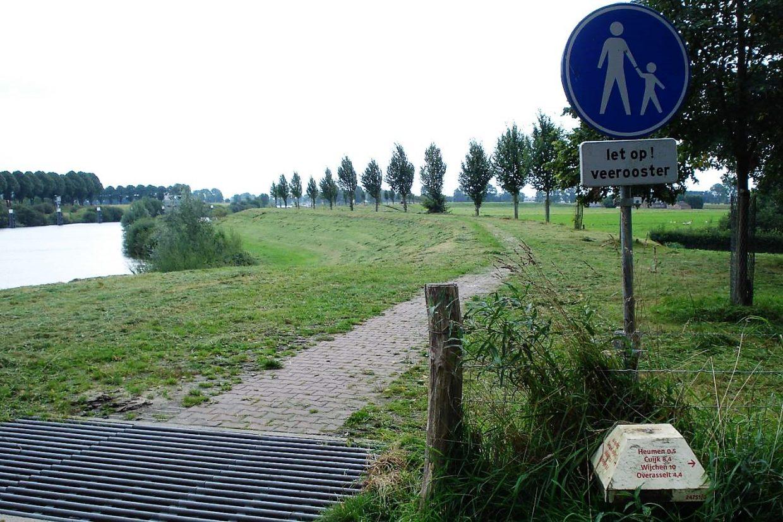 Struinommetje Maas