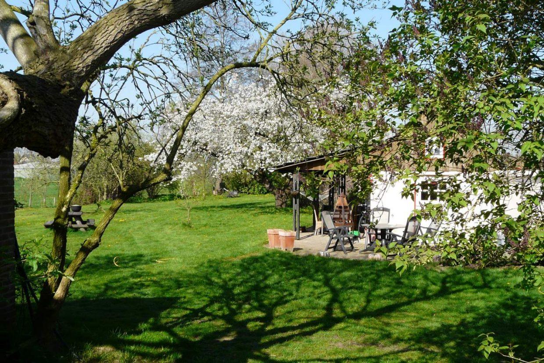 Tuin van Ons Gastenverblijf